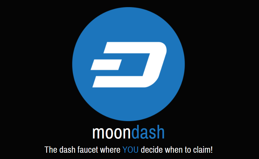 Moon Dash - CoinPot Faucet